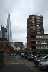 The Kipling Estate (My photos live here) Tags: long lane shard kipling estate london capital city england canon eos 1000d southwark south urban buildings