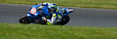 Number 169 Cycle World Suzuki GSX-R1000 ridden by Hayden Gillim