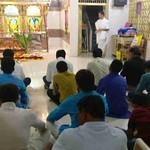20171019 - Chopda poojan in Swaminarayan Mandir (9)