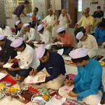 20171019 - Chopda poojan in Swaminarayan Mandir (1)
