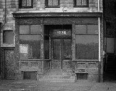 1636 East Ohio Street (Don Henderson) Tags: eastohio northside pittsburgh alleghenycounty pennsylvania urbandecay demolished razed gone brokenpittsburgh fujifilmfinepix3800