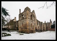 Bishops Palace Ruins (veggiesosage) Tags: southwell bishopspalace nottinghamshire aficionados gx20 grade1listed sigma1020mmf456dc