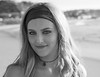 roadtrippin' (SamKigyosphotography) Tags: blackandwhite beautiful beach california eyes girl leica m8 leicam8 roadtrip beauty
