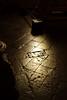 Igreja Sta. Maria Belém (H&T PhotoWalks) Tags: light dark church floor tiles reflection belém lisboa lisbon portugal canoneos350d canon28135 monastery medieval worn i