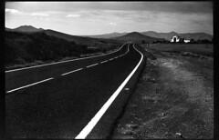 Leica Landscape Photography (MrLeica.com (MatthewOsbornePhotography)) Tags: leicam3 leica leicalandscape landscapephotography kodakfilm kodaktrix trix400 cplfilter yellowfilter bnw filmgrain 35mmfilm analogue bnwlandscape filmphotography road landscape summaritm summarit50mm 50mmf25
