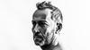 Self IV (#Weybridge Photographer) Tags: adobe lightroom canon eos dslr slr 5d mk ii mkii high contrast key studio portrait monochrome beard