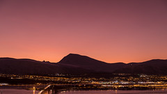 Morning view (Toftus Photography) Tags: tromsø troms norway no norge nordnorge northernnorway landscape landskap outdoor nature cityscape farve color sun sunshine sunlight sol water beach sea ocean sjø hav havet strand sne snow frost winter vinter season himmel skyer sky clouds canon eos 5d mark iv