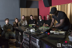 A Guy Called Gerald - Visiting Artist (Berklee Valencia Campus) Tags: berkleecollegeofmusic berklee berkleevalencia berkleevalenciacampus berkleestudents visitingartist aguycalledgerald music musicians dj set masterclass recordingsession nachomarco musicproductiontechnologyandinnovation