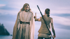 The Last Jedi (Marcelo David) Tags: starwars theforceawakens thelastjedi episodevii episodeviii blackseries actionfigure toy lukeskywalker rey