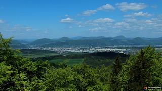 The landscape of Žilina
