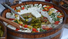 The Olive Vendor - Getty Images (Little Hand Images) Tags: olives feta peppers market vendor olivesalad salisbury wiltshire england christmas2017 gettyimages