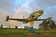 FAE-630 (Sandro Rota - Ecuador Aviation Photography) Tags: fae630 lockheed t33 tiburon tiburones fae fuerzaaereaecuatoriana cayambe yaznan parque ecuador avion aviones aviacion militar fotos fotografia spotting ecuadoraviationphotography