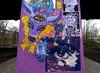 streetart (wojofoto) Tags: amsterdam amsterdamsebrug flevopark streetart pasteup wojofoto wolfgangjosten stickers stickerart sticker