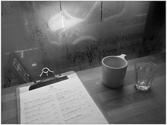 steamy (vfrgk) Tags: coffee cafe steamy window condensation winter streetphotography streetscene urbanphotography urbanfragment urbanlife monochrome blackandwhite bnw bw
