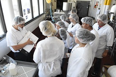 _P176727 (Jordan College of Ag Sciences and Technology) Tags: agdiscoverycamp creamery