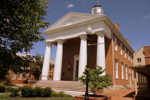 Old Court House (Corner) - Winchester, VA