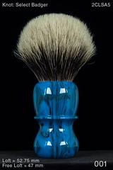 016CB-001-B18-FRONT (paladinshaving) Tags: paladin wet shaving brushes chief pk47 tut moe 26 28 mm brush select badger