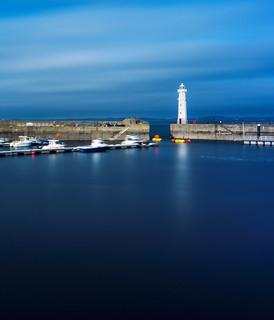 Edinburgh - Newhaven Harbour