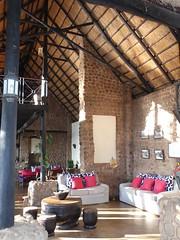 Stanley Safari Lodge interior