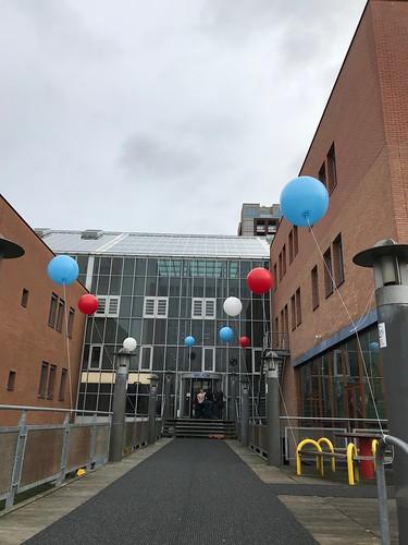 Cloudbuster Rond HAS Hoge School 's Hertogenbosch