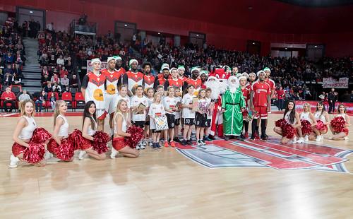 Equipe JL Bourg et SIC STRASBOURG - ©ChristelleGouttefarde