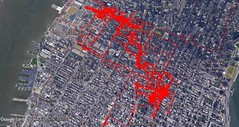 December 2017 My Tracks (Midtown) (quiggyt4) Tags: mytracks aerial aerials gps gpstracking gpstrack gpstracks googlemaps map mapping visualization data nyc newyork newyorkcity wrentham massachusetts boston weehawken nj newjersey ashland framingham bellingham waltham newton hoboken rockaway jerseycity occupy ows occupywallstreet ronpaul trump donaldtrump