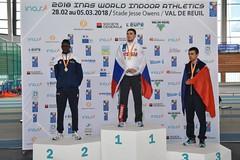 Il podio dei m.1500