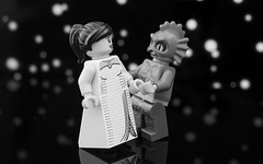 You'll Never Know How Much I Love You (thereeljames) Tags: oscars oscars2018 academyawards guillermodeltoro theshapeofwater movie movies film dancing dance lego legophotography legopics legos toys toyphotography toyphotographers
