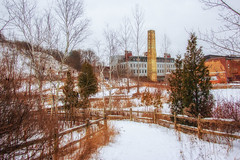 The Brickworks (A Great Capture) Tags: valley path snow toronto evergreen brickworks winter agreatcapture agc wwwagreatcapturecom adjm ash2276 ashleylduffus ald mobilejay jamesmitchell on ontario canada canadian photographer northamerica torontoexplore l'hiver 2017 explorethedonvalley donvalley superpark