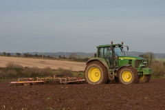 John Deere 7530 Tractor with a Vaderstad NZ Aggressive 600 Cultivator (Shane Casey CK25) Tags: john deere 7530 tractor vaderstad nz aggressive 600 cultivator moogely jd green traktori traktor trekker tracteur trator ciągnik sow sowing set setting drill drilling tillage till tilling plant planting crop crops cereal cereals county cork ireland irish farm farmer farming agri agriculture contractor field ground soil dirt earth dust work working horse power horsepower hp pull pulling machine machinery grow growing nikon d7200