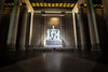 Lincoln Memorial (Mark Wingfield) Tags: lincoln memorial greek doric temple abraham december cold tripod long ecposure nikon d750 dark beautiful american outdoors outside outdoor washington dc usa government national capitol christmas sky people marble sylacauga steps