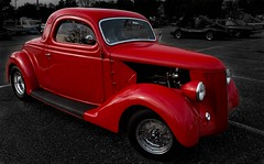 Classic Cars - Street Rod (urika2md) Tags: classiccars lostinthefifties marleystationmall