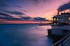 DSC_9845 (Nicolas Abassit Photographie) Tags: sunset couchédesoleil nice nicetourisme leportdenice lareserveanice lareserve méditerranée villedenice borddemer port portdenice