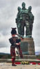 Commando memorial Spean bridge (SeymourWithem) Tags: commando memorial spean bridge d700