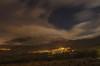 Nubes y estrellas. (Amparo Hervella) Tags: sanestebandelvalle ávila españa spain estrella nube pueblo noche nocturna largaexposición d7000 nikon nikond7000 comunidadespañola