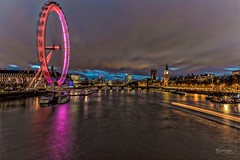 London-Dez2016-1-wz (fotografie-schwinger) Tags: london thames eye big ben westminster england