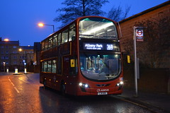 DW431 - 269 Albany Park Foots Cray Lane (Gellico) Tags: arriva london bus route 269 albany park foots cray lane dw431