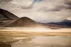 Desolate (Friendly Photos) Tags: chile san pedro de atacama hiking trekking desert desierto hill cerro mountain salt plains flats salares dark desolate beauty yellow brown clouds sky tan