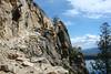 Inspiration-Point-and-trail (DMREAnne) Tags: mountains hiking hikingtrails mountain trails grandteton grandtetonnationalpark wyoming wyomingusa mountainside