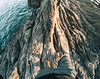 Rock formation (Alvaro RP) Tags: pov travel viajar hiking shore dreamscape beach sea ocean view legs blue mar sunset sun light lines epic
