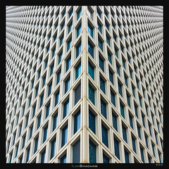 Azrieli Triangular (Ilan Shacham) Tags: abstract architecture pattern shape form texture windows minimalism perspective triangle tower highrise fineart fineartphotography city building telaviv azrieli israel