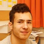 Michanikl Kevin wird von Hilti & Jehle in Feldkirch ausgebildet