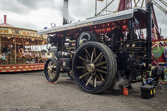 GCR Easter tarnsport festival 2017 (Ben Matthews1992) Tags: gcr great central railway quorn woodhouse goodsyard easter transport festival old vintage historic preservation preserved vehicle haulage classic steam traction engine locomotive murphy fowler showmans r3 1553 renown cu978