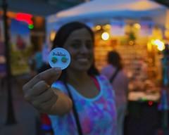 Street markets of Thailand (pradeep javedar) Tags: portrait portraiture bokeh makeportraits makeportraitsnotwar bangkok bangkoklife earring trinkets streetportraits streetmarkets shopping thailand travel explore experience travelphotos