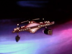 USS Reliant  NCC1864. (ManOfYorkshire) Tags: ncc1864 uss straship federation planets starship spaceship motara nebula startrek startrek2 thewrathofkhan film movie 1982 reliant ussreliant