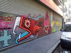 mural_2 (Nacho Corsario) Tags: mural graffiti buenos aires ciudad arte urbano calle bird eagle