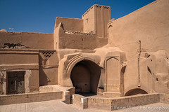 Old Town of Yazd, Iran (Feng Wei Photography) Tags: islamicculture persianculture traveldestinations nopeople yazd persian landmark colorimage oldtown islamic architecture unesco famousplace builtstructure iran iranianculture travel horizontal house mud outdoors islam wall tourism unescoworldheritagesite middleeast irn