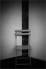 Very Depressive Chair (Armin Fuchs) Tags: arminfuchs chair depressive corner würzburg