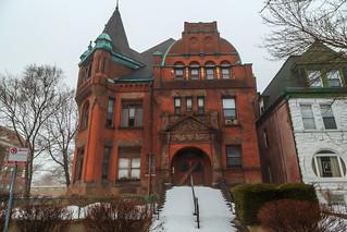 D. Harry Hammer House