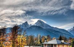 Berchtesgaden - Der Watzmann (Ventura Carmona) Tags: alemania germany deutschland bayern baviera bavaria berchtesgadenerland berchtesgaden watzmann alpen alpes venturacarmona